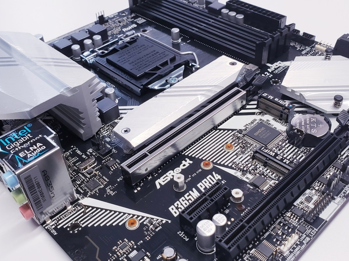 ASRock B365M Pro4 Motherboard Review